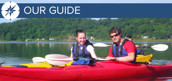 Our Guide to Water sports