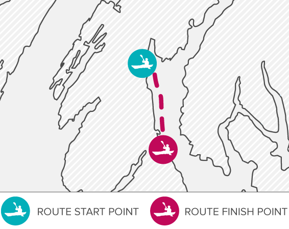 Routes - Ardrishaig to Tarbet