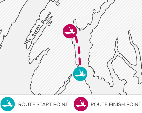 Routes - Tarbet to Ardrishaig